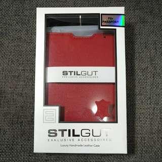BlackBerry Passport: Stilgut leather case