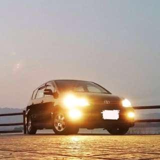 TOYOTA PICNIC 2005 #buymycar