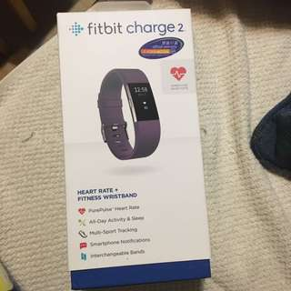 Fitbit charge 2 (未用過)