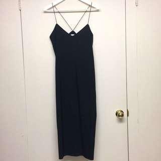 Oak and Fort maxi dress
