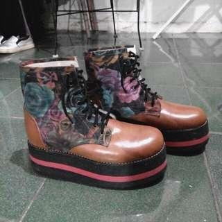 Adorable Projects Platform Boots