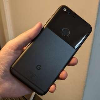 "Used - Google Pixel 5"" 32GB Black"