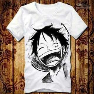 One Piece Anime shirt