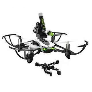 Parrot Mambo 3-axis Mini Drone with Cannon/Grabber/Camera