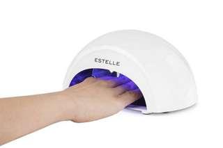 Estelle 12W LED Nail Lamp brand new