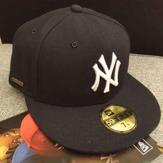 New Era Goretex NY 棒球帽 防水