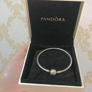 Authentic Pandora Bangles 17cm