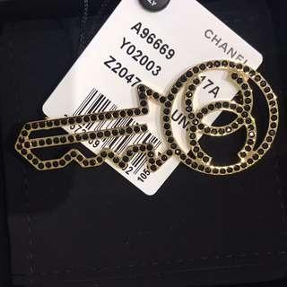 Chanel key brooch 胸針