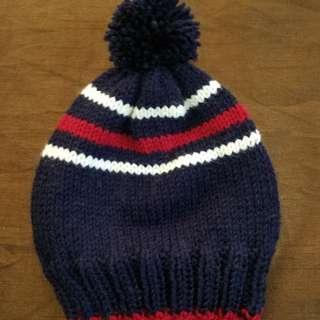 100% handmade hat for boy