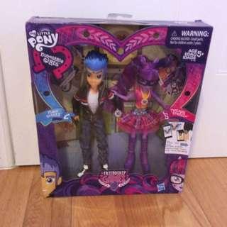 My Little Pony Dolls Set BNIB