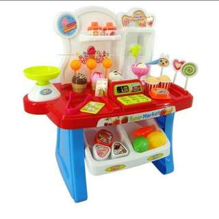 Mini Market Play Set