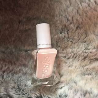 Essie satin slipper nail polish