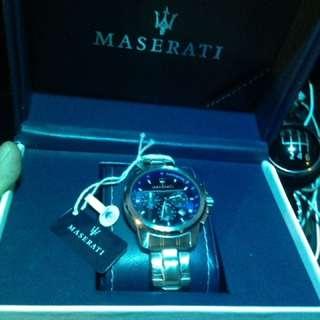 Maserati Ghibli watch authentic