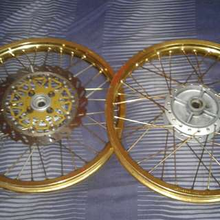 Rim Alloy US Racing boy 18