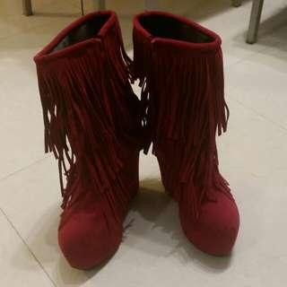 $699减價!內增高鞋9cm(內增高5.5cm)