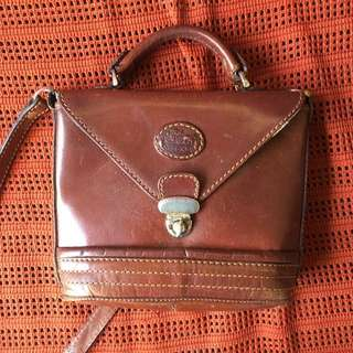Vintage Cobb & Co Shoulder Bag