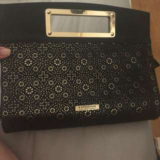 Kardashian Kollection Clutch Bag