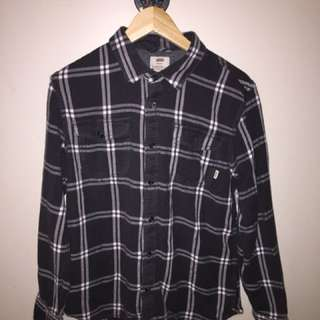 Vans Off The Wall Plaid Shirt