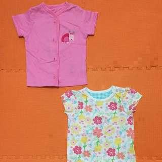 baju bayi mothercare (2 pcs)