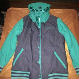 Billabong snowboard ski jacket coat