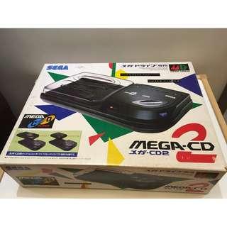 世嘉 SEGA MEGA CD 2