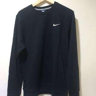 🚚 Nike刺繡衛衣深藍