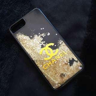 Chanel Glitter Star dust Phone Cover for iPhone 7 / 7 plus