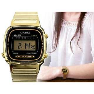 Authentic CASIO ladies watch
