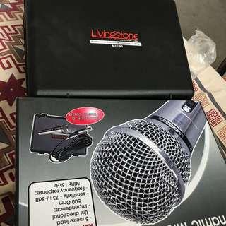 Dynamic microphone