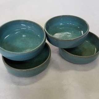 Ceramic bowl 4 pcs