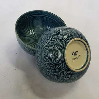 Ceramic bowl 2 pcs