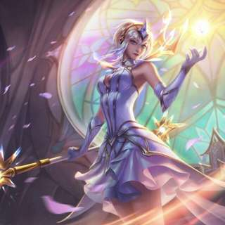 PRESALE Elementalist lux league of legends cosplay set