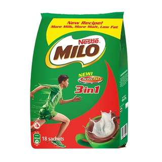 Donations Request: Milo Powder.