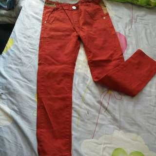 童裝 休閒褲