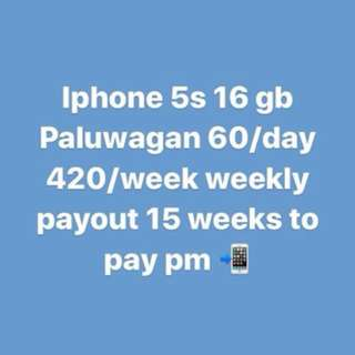 Iphone 6 2nd batch complete!  New batch iphone 5s! 60 per day 420 per week pm me 🍎