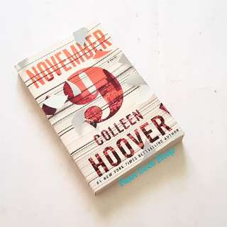 Buku Import | November 9 by Colleen Hoover