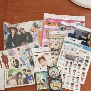 NEW: SHINEE BUNDLE SALE !!!!