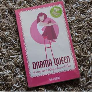 Drama Queen (A story about falling in love with flair) by Abu Aquino