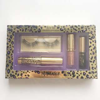 New Tarte Maneater Makeover Lash And Lip Set