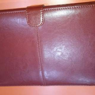 Cover Macbook Air Leather