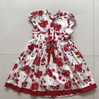 Flowery dress no. 6