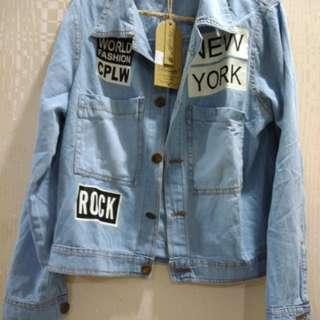Jacket Jeans NY