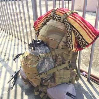 🚚 US MultiCam 美軍多地形 三日登山包 30L