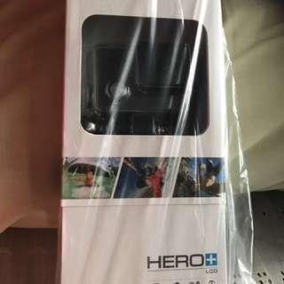 Go Pro Hero + LCD