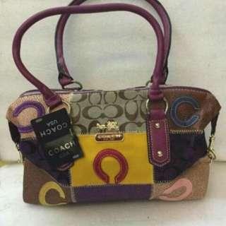 Womens Coach Handbag
