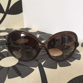 Tom Ford authentic sunglasses brown
