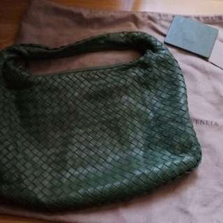 正版 BV Bottega Veneta handbag 袋 有鏡有塵袋