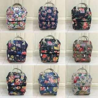 Floral Design Cath Kidson Backpack