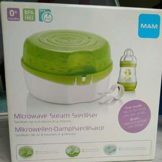 Microwave Steam Steriliser