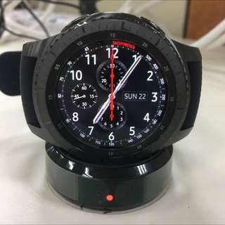 Smartwatch Samsung Galaxy Gear S3 Frontier